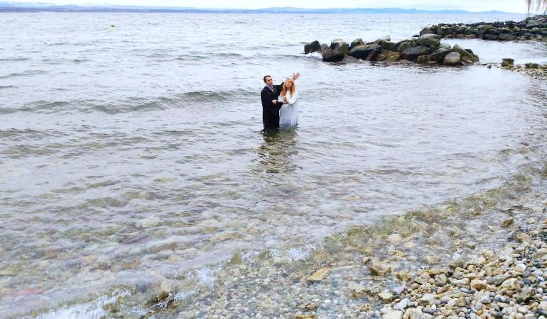 UN BAPTÊME MARQUE LES 150 ANS DU PREMIER BAPTÊME EN SUISSE