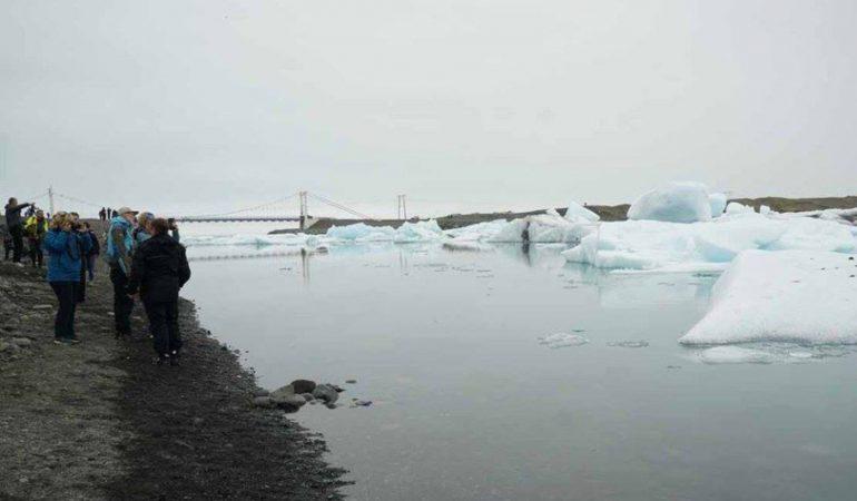 DES PASTEURS ET ÉDUCATEURS EUROPÉENS ÉTUDIENT LA CRÉATION EN ISLANDE