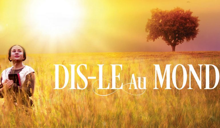 "WILLIAM COSTA JR PARLE DU FILM ADVENTISTE ""DIS-LE AU MONDE"""