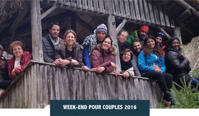 WEEK-END COUPLES