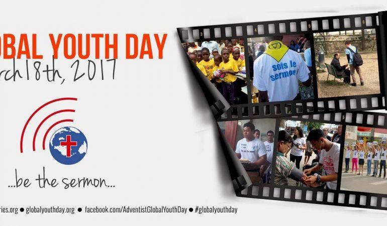 GLOBAL YOUTH DAY2017 : UN SUCCÈS PLANÉTAIRE!