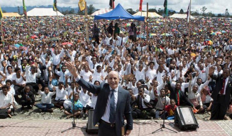 5 000 BAPTÊMES EN PAPOUASIE NOUVELLE GUINÉE