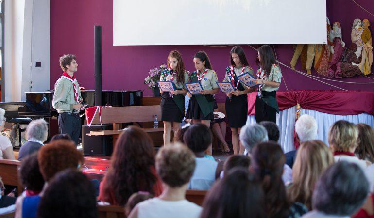 LA PLUS IMPORTANTE DÉCISION – BAPTÊME DE CINTIA, EVA, MÉLISSA, MICHELLE