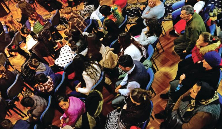 INSPIRÉS PAR LA ROUMANIE – DES DIRIGEANTS DE L'ÉGLISE PROMEUVENT L' « IMPLICATION TOTALE DES MEMBRES » À TRAVERS L'EUROPE