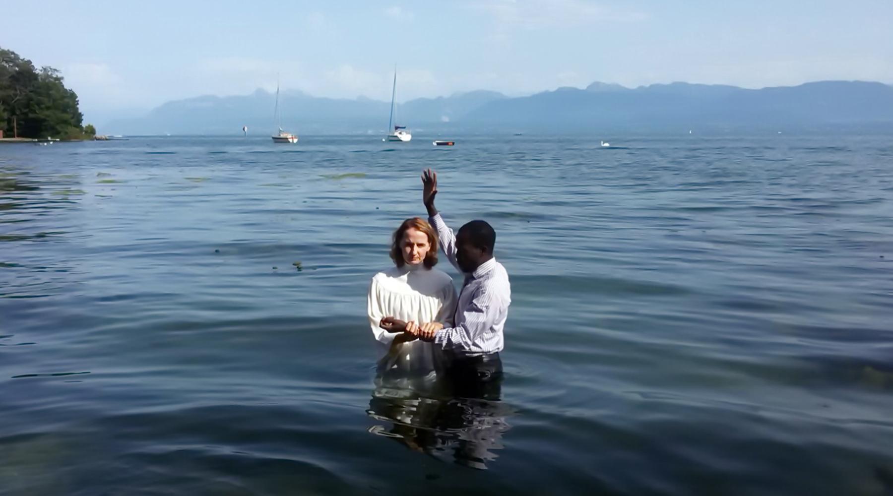 « SEIGNEUR, JE REVIENS… POUR NE PLUS JAMAIS ERRER » – BAPTÊME ANGLOPHONE À GLAND