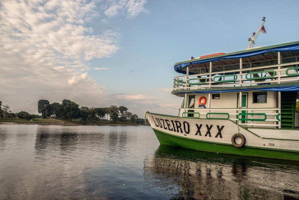 LUZEIRO XXX, LE NOUVEAU BATEAU MISSIONNAIRE EN AMAZONIE EST INAUGURÉ