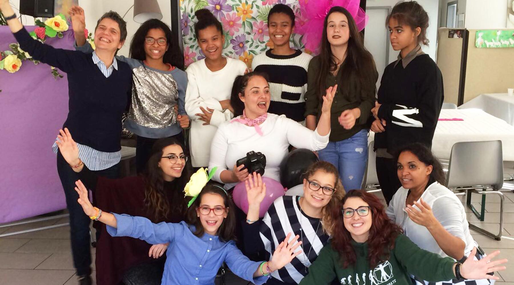 PREMIERE RENCONTRE 'GIRLS4CHRIST' AU TESSIN