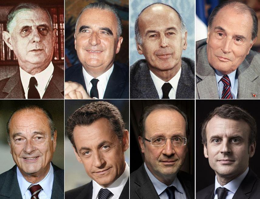 LES PRÉSIDENTS FRANÇAIS ET LES CHRÉTIENS D'ORIENT