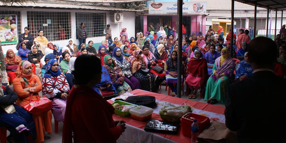 LES ADVENTISTES DU BANGLADESH OFFRENT UNE ÉDUCATION SANITAIRE AUX MUSULMANS ET HINDOUS