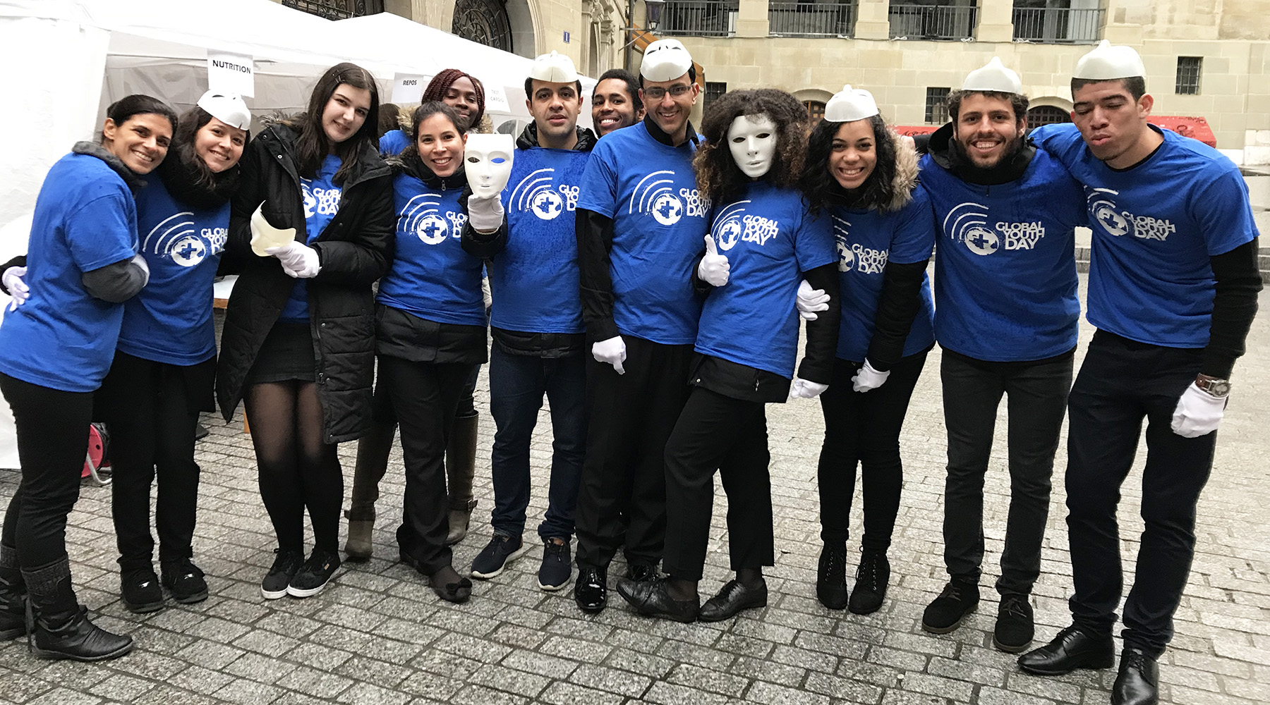 GLOBAL YOUTH DAY 2018 À LA FSRT [VIDÉO]