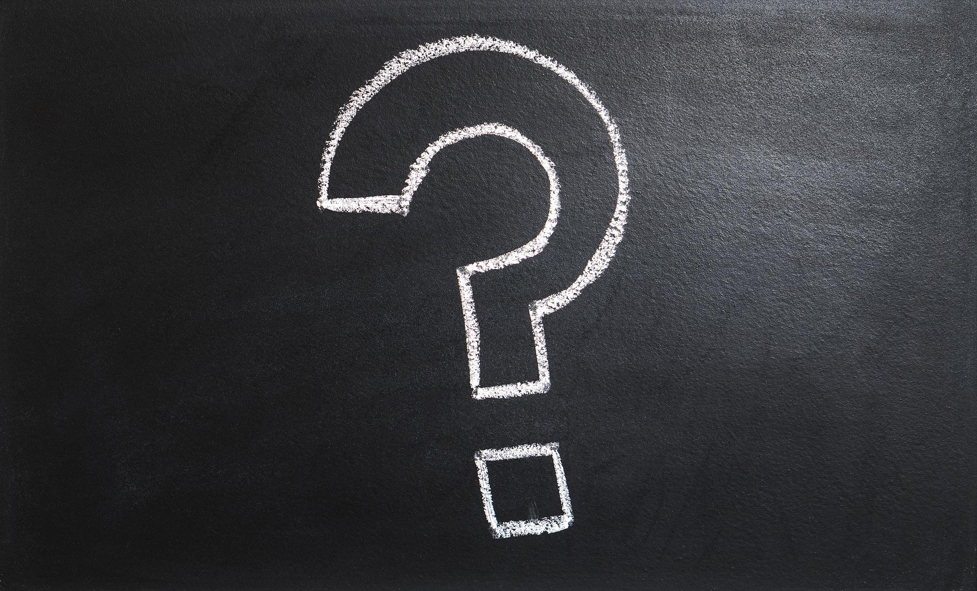 LES 7 QUESTIONS POUR LES MINISTÈRES DE SOUTIEN À L'ÉGLISE