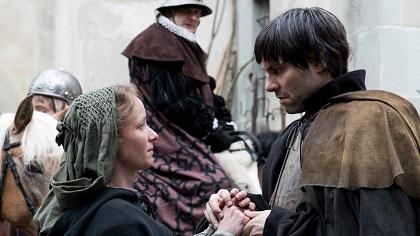 Une scène du film Zwingli.